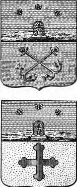 тамбовские гербы старые